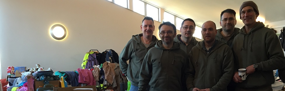 2nd Annual Jumble Sale raises over £400